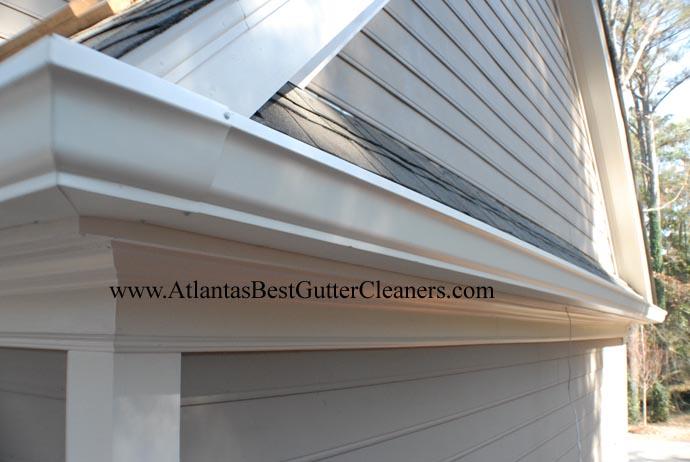 Atlanta S Best New Gutter Installation